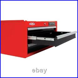 2000 Series 26-in W X 12.25-in H 3-Drawer Steel Tool Chest (Red)11