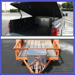 24 Heavy Duty Aluminum Tool Box Truck Pick Up Underbody Truck Trailer Storage