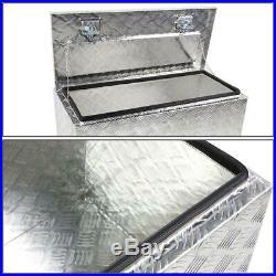 30X18X16 Aluminum Tool Box Trailer Truck/Pickup Underbed Storage Underbody