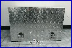 35 Aluminum Generator Tool Box For Honda Generator 35(W) X 23(D) X 23(H)