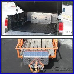 36 Heavy Duty Aluminum Tool Box Truck Storage Underbody Truck Trailer Underbody