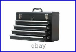 4 Drawer Tool Box Portable Hardware Household Multi-functional Toolbox with lock