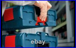 5 X Bosch L-BOXX 2 136 LBOXX Sortimo Tool Storage Case Toolbox 1600A012G0 LBOXX