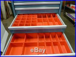 68pc 3 Deep Organizer Storage Bins Toolbox Tray Dividers fit Lista & Vidmar