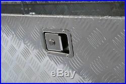 71 Aluminum Crossover Crossbed Truck Box Pickup Tool Box Trailer Storage Tool