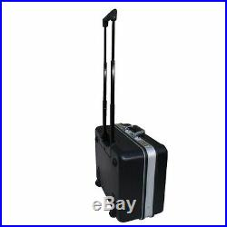 ABS Werkzeug Hartschalen Elektriker Trolley Koffer kiste Kasten Tool box 61019-A