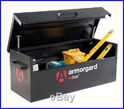 Armorgard OxBox Van Vault OX2 Truck Box 1215 x 490 x 450 Storage Outback B30