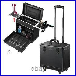 Barber Tool Travel Case Hairdresser Salon Clipper Trimmer Holder Organizer Box