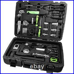 Birzman Studio Tool Box Werkzeug Koffer 37-Teilig Fahrrad Radsport Reparatur Set