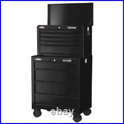 CRAFTSMAN 1000 Series 26-in W x 17.25-in H 5-Drawer Steel Tool Chest (Black)
