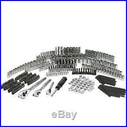 Craftsman 320 Piece Mechanic's Tool Set With 3 Drawer Case Box #311 254 230