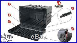 DAKEN JUST 750/350/450 Tool Box Truck Storage Box Lorry Tool Case Side Locker