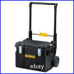 DEWALT DWST08250 ToughSystem DS450 Mobile Storage Black New