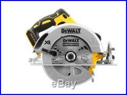 DeWalt DCS570N 18v Brushless XR 184mm Circular Saw Bare Includes TSTAK Case