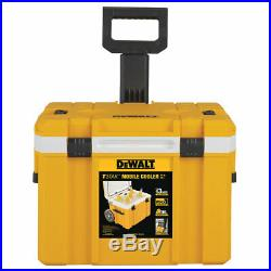 DeWalt DWST17824 Tstak Water Resistant Mobile Cooler