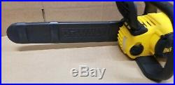 Dewalt DCCS670B 60 Flexvolt Brushless Cordless Chainsaw Box 16 (bare Tool)