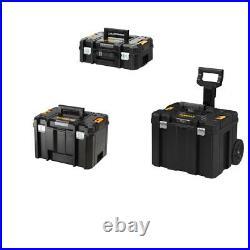 Dewalt DCK755P3T 18volt XR Li-ion 7 Pc Brushless Kit Inc Mobile TSTAK Toolbox