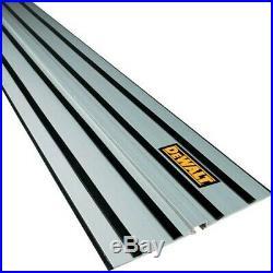 Dewalt DCS576N 54v XR Flexvolt Circular Saw 190mm + 1.5m Guide Rail Track