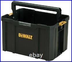 Dewalt DWST1-71228 Tstak Tool Carry Open Tote Tool Box Carrier Twin Pack