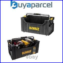 Dewalt DWST1-75654 Toughsystem Tool Open Tote Tool Box Carrier DS350