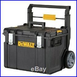 Dewalt DWST1-75668 Toughsystem DS450 Rolling Mobile Tool Storage Box + Handle
