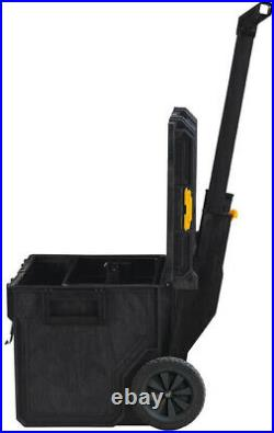 Dewalt Large Rolling Toolbox on Wheels With ToughSystem 5 Day COOLER Storage Chest