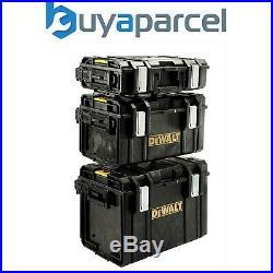 Dewalt Toughsystem 3 Piece Connector Stackable Tool Case Box DS150 DS300 DS400