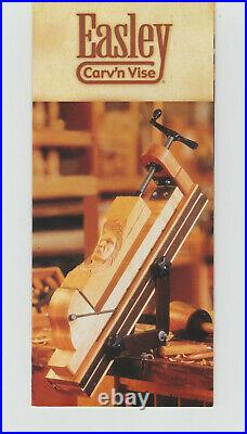 Easley Carv'n Vise Brand new in the box wood carving vise