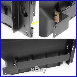 FOR 02-18 DODGE RAM 1500 2500 3500 TRUCK WHEEL WELL STORAGE TOOL BOX WithLOCK LEFT