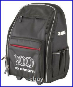 Facom Backpack / Tool Bag On Wheels Trolley Limited 100 Year Edition