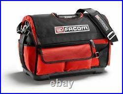 Facom Tools XL Large Red Black Tote Bag Toolbag Toolbox 20