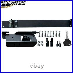 For 02-08 DODGE RAM 1500 2500 3500 Rear Right Side Truck Bed Storage Box Toolbox