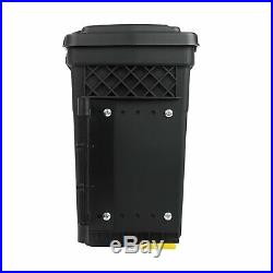 For Chevy Silverado GMC Sierra 07-18 Truck Bed Storage Box Toolbox Left Driver