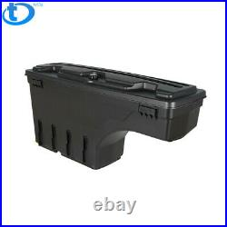 For DODGE RAM 1500 2500 3500 Left & Right Lockable Storage Truck Bed Tool Box