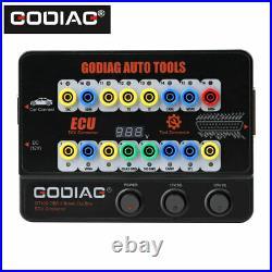 GODIAG GT100 OBD2 BreakOut Box ECU Connector OBDII Protocol Detector Tool