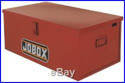 JOBOX 650990D Grip-Rite Jobsite Welder's Box, 12H x 30W x 16D, Brown
