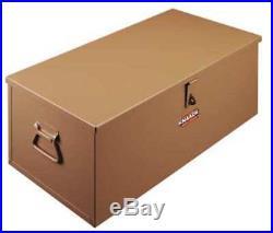 KNAACK 30 Jobsite Welder's Box, 12H x 30W x 16D, Tan