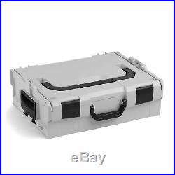 L BOXX Werkzeugkoffer-Set Sortimentskasten leer mit sortimo Bosch L-BOXX Roller