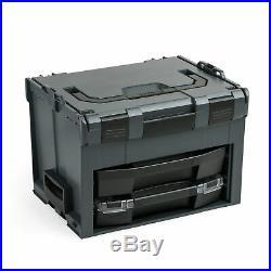 LS BOXX 306 Werkzeugkoffer-Set LT BOXX 136 Sortierbox Sortimo Bosch L Boxx leer