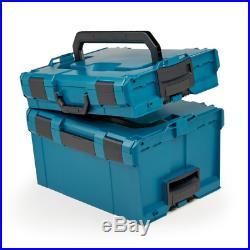 LS Boxx 306 anthrazit mit 2 i-Boxx 72 Sortimo Bosch LS-BOXX 306 mit Einlage