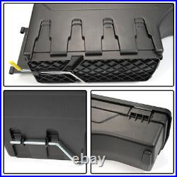 Left & Right Lockable Storage Truck Bed Tool Box Fit For DODGE RAM 1500 3500