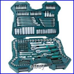 MANNESMANN 98430 Steckschlüsselsatz Werkzeugkoffer 215tlg