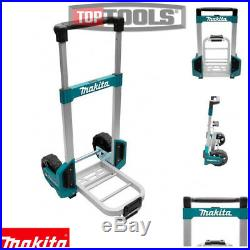 Makita TR00000001 Foldable MakPac Case Trolley Sack Truck With Belt