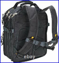 Mechanic Tool Backpack Organizer HVAC 75-Pocket Electrician Bag Box Storage Work