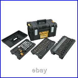 Mechanics Tool Set (226-Piece) With Toughsystem 22 In. Large Tool Box