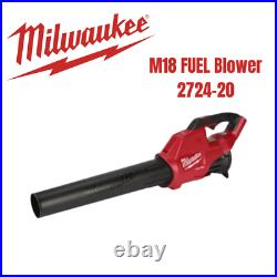 Milwaukee 2724-20 M18 FUEL Blower (Tool Only) Brand New in BOX