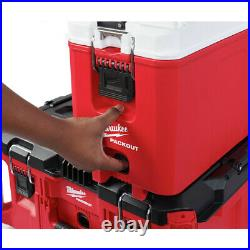 Milwaukee 48-22-8460 PACKOUT Compact 16 qt Cooler New