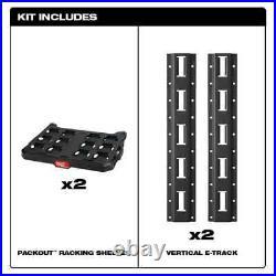 Milwaukee 48-22-8480 Packout Racking Kit
