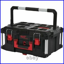 Milwaukee 4932464079 Packout Box 2 Toolbox System 560mm x 410mm x 290mm
