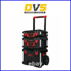 Milwaukee 4932464244 3pc Packout Storage System Set